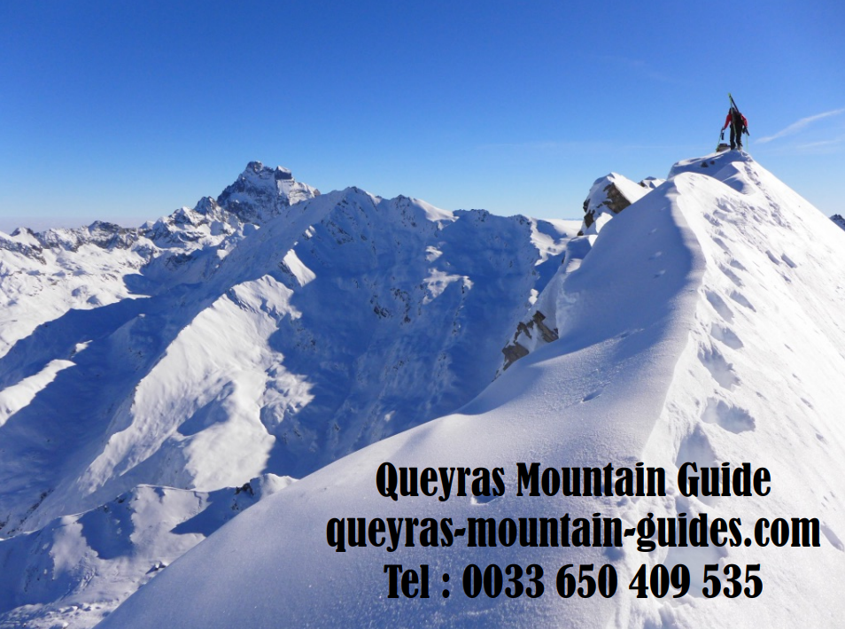 Queyras Mountain Guide